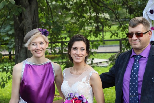 Шляпа серая с цветком на свадьбу Серая шляпа купить