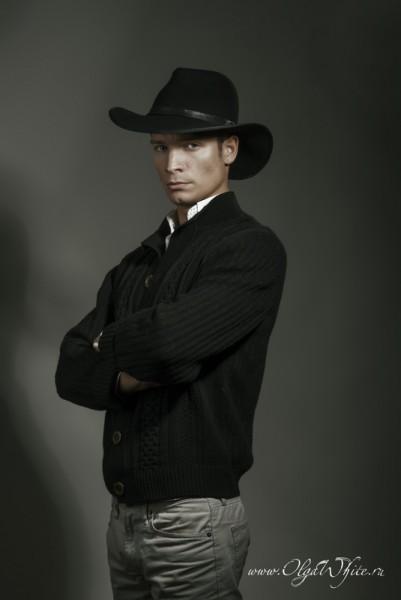 Ковбойская шляпа мужская фетровая-купить в интернет-магазине СПб. Фото в ковбойской шляпе