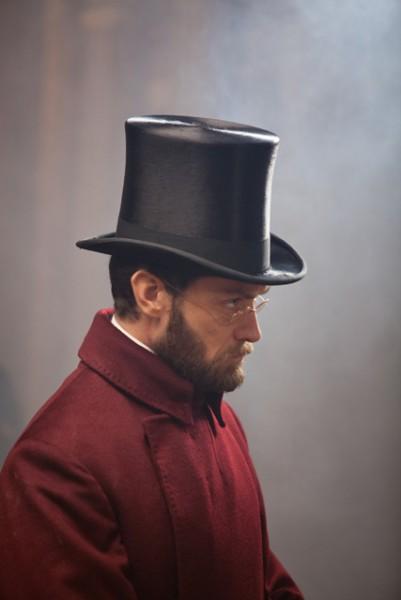 Атласный мужской цилиндр - шляпа как в фильме Анна Каренина купить или заказать</p><p style=