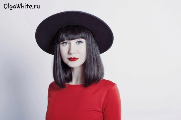 Шляпа канотье черная фетровая Купить спб С чем носить