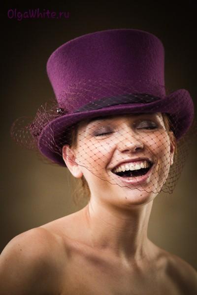 Цилиндр купить головной убор Спб Карнавальный цилиндр для праздника женский