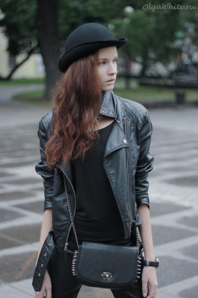 Шляпа котелок купить женский