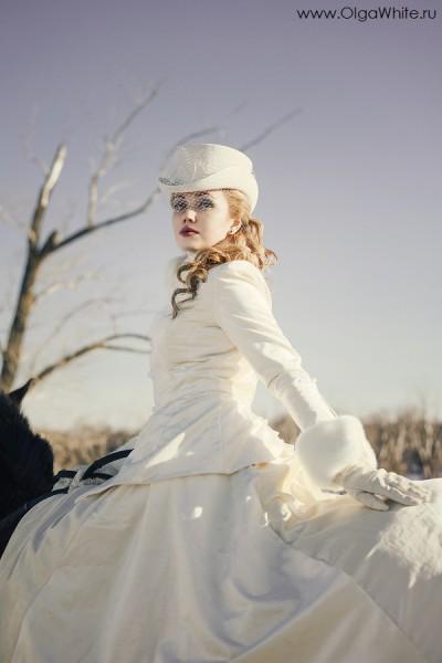 Цилиндр для верховой езды. Свадебная белая шляпа наездницы амазонка купить