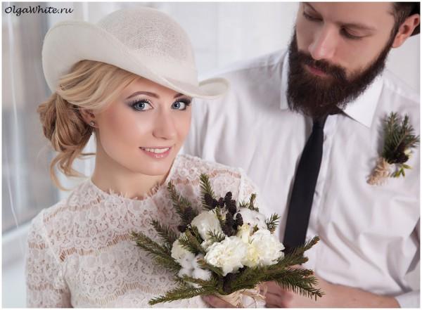 Свадебная шляпка купить в спб летняя легкая шляпка с полями на невесте