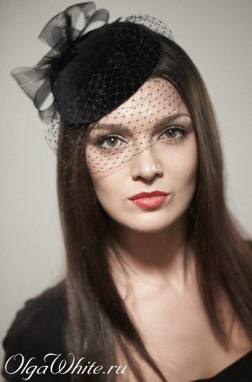 Шляпки с вуалью: назад в прошлое | Женская книга
